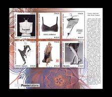 Italia Repubblica 2002 Foglietto N 35 Design Italiano - 6. 1946-.. Repubblica