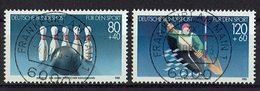 BRD 1985 // Mi. 1338/1339 O (033534) - BRD