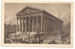 LES PETITS TABLEAUX DE PARIS . LA MADELEINE CONSTRUITE SOUS LA FORME D'UN TEMPLE GREC D'APRES LES PLANS DE VIGNON - Autres Monuments, édifices