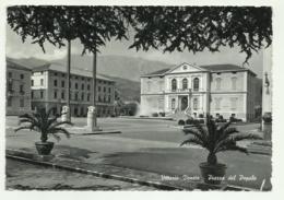 VITTORIO VENETO - PIAZZA DEL POPOLO   VIAGGIATA FG - Treviso