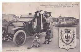Carte Postale  Nice Fédération Des Oeuvres De Bienfaisance De Nice - Nizza