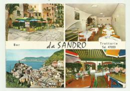 VERNAZZA BAR TRATTORIA DA SANDRO  - NV FG - La Spezia