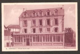 Pas Courant - 75 - BENODET ( 29 Finistère) - Hôtel Belle-Vue ( G. Artaud ) - Bénodet