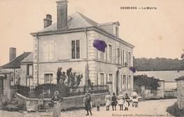 SERMIERS La Mairie - Non Classés