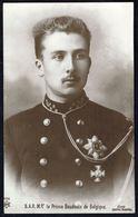 BELGIQUE - S.A.R. Mgr. Le Prince Baudouin De Belgique - Non Circulé - Not Circulated - Nicht Gelaufen. - Familles Royales