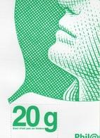 Phil@ 12 - FRANCE Feuillet Dentelé Philaposte - Blocs & Feuillets