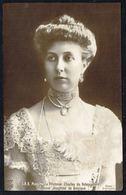 BELGIQUE - S.A.R. Madame La Princesse Charles De Hohenzollern - Non Circulé - Not Circulated - Nicht Gelaufen. - Familles Royales