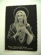 MADONNA DELLE LACRIME DI SIRACUSA  SANTA SANCTA   SANTINO  IMAGE PIEUSE    SAINT  Holycard  HEILIG - Devotion Images