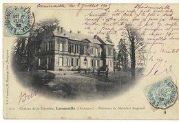 LANOUAILLE   - Château De La Durantie - Altri Comuni