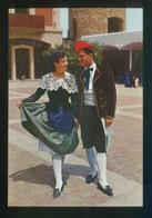*Cataluña Folklore* Ed. G. Garrabella-Zgz Nº 5. Escrita. - Vestuarios