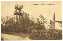Tiegem: De Kijktoren - Le Belvédère - Belgium