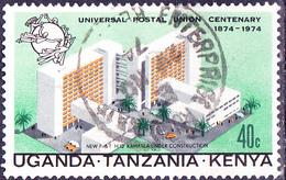 Kenya, Uganda & Tanzania - 100 Jahre Weltpostverein (Mi.Nr.: 279) 1974 - Gest. Used Obl. - Kenya, Uganda & Tanganyika