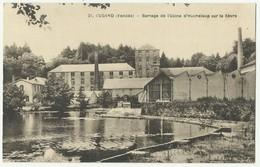 CUGAND (Vendée) - Barrage De L'Usine D'Hucheloup Sur La Sèvre     Ga65 - France
