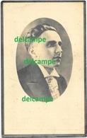 OORLOG GUERRE Albert Bosteels Buggenhout Soldaat Gesneuveld Te Heurne Mei 1940 Bidprentje Doodsprentje - Images Religieuses