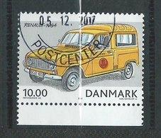 DANEMARK : N° 1316 - La Poste - Oblitérés