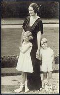 BELGIQUE - S.M. La Reine ASTRID Et Ses Enfants - Non Circulé - Not Circulated - Nicht Gelaufen. - Familles Royales