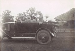Photo Brazzaville En Avril 1926 Tournée Avec Mr Antonetti - Africa