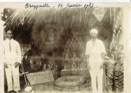 Photo Brazzaville 14 Juillet 1933 - Afrique
