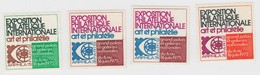 EXPOSITION PHILATELIQUE ARPHILA 75 - Commemorative Labels