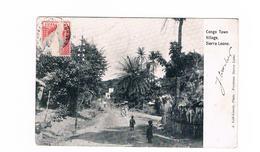 Sierra Leone Congo Town Village - Sierra Leone