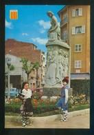 Sabadell *Típicas Catalanas. Monumento A J. A. Clavé* Ed. S. Terradas Nº 1. Nueva. - Escenas & Paisajes
