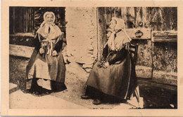 SAINT VERAN - Vieux Costumes Du Queyras     (111329) - France