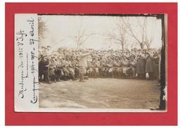FRANCE -- GUERRE 14/18 -- LA MUSIQUE DU 101° D'INFANTERIE -- - Weltkrieg 1914-18
