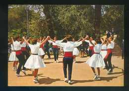 *Folklore Español. La Sardana* Ed. Fabregat Nº 07. Nueva. - Bailes