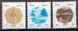 Nepal MNH Set - Nepal
