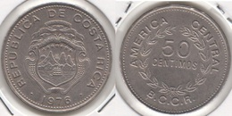 Costa Rica 50 Centimos 1976 KM#189.3  -  Used - Costa Rica