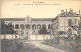 Albi - Ecole Supérieure Et Professionnelle Des Garçons - Rue De Bitche - Albi