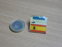 FOOTBALL .COUPE DU MONDE WORLD CUP 1998. FRANCE .ESPAGNE. GILLETTE. - Football