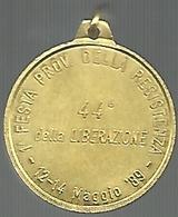 Resistenza, 1a Festa Provinciale, Bologna 1989, 44° Della Liberazione. - Italia