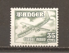 Tanger Español - Edifil 168 - Yvert Aéreo-67 (MNH/**) - Marruecos Español