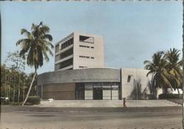 CPSM - COTONOU - BANQUE CENTRALE - Edition Photo-Véritable - Dahome