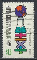 °°° HONG KONG - Y&T N°637 - 1991 °°° - 1997-... Regione Amministrativa Speciale Della Cina