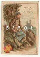 Image Cie Frse L.Schaal  Sans Légende - Chocolat