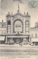 SAINT-QUENTIN: Les Galeries Du Progrès - Saint Quentin