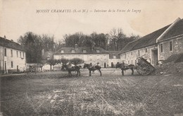 77 Moissy Cramayel. Ferme De Lugny - Sonstige Gemeinden