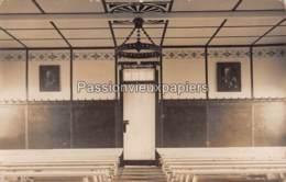3 CARTES PHOTO (RPPC) JERSEY   PRISONNIERS ALLEMANDS WWI   CAMP TRAVAUX THEATRE - Jersey