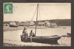 (29 Finistère) -Environs De Plougasnou - Le Petit Port De Tévénez ( Postée En 1908 ) - France