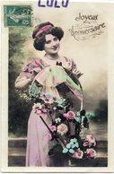 FEMMES 700 : Joyeux Anniversaire - Femmes
