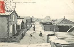 50 , PIROU , Groupe De Chalets , * 412 54 - France