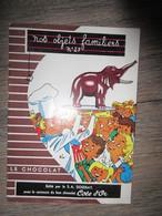 Facicule Chocolat  Côte D'or Expo 1958 - Reclame