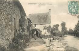 50 , QUETTEHOU , Le Pont Rasé , * 412 92 - Other Municipalities