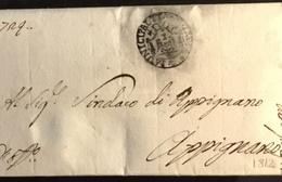 1812 TREIA PER APPIGNANO - Italy