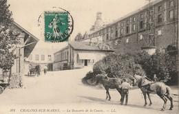 CHALONS SUR MARNE 51 BRASSERIE DE LA COMETE RARE - Châlons-sur-Marne