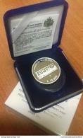 10000 10.000 Lire FERRARI 2000 San Marino Coins  Auto Cars Campione Mondo Silver Proof RARE Formula Uno - San Marino