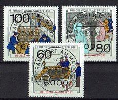 BRD 1990 // Mi. 1474/1476 O (033..552) - BRD