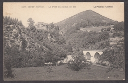 100029/ BORT-LES-ORGUES, Le Pont Du Chemin De Fer - Autres Communes